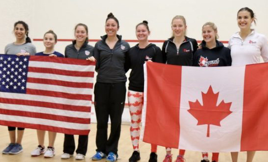 Team USA Wins Battle of the Border Against Canada