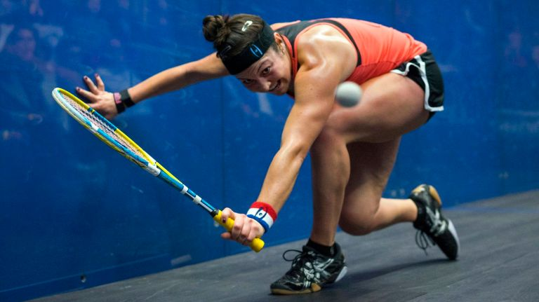 Sea Cliff's Amanda Sobhy tries to advance sport of squash in U.S.