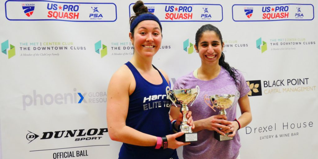Amanda Sobhy Wins Texas Open Crown