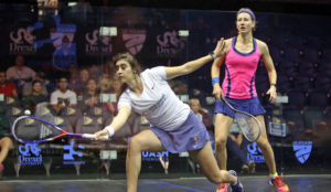 Sherbini and Sobhy US Open Squash