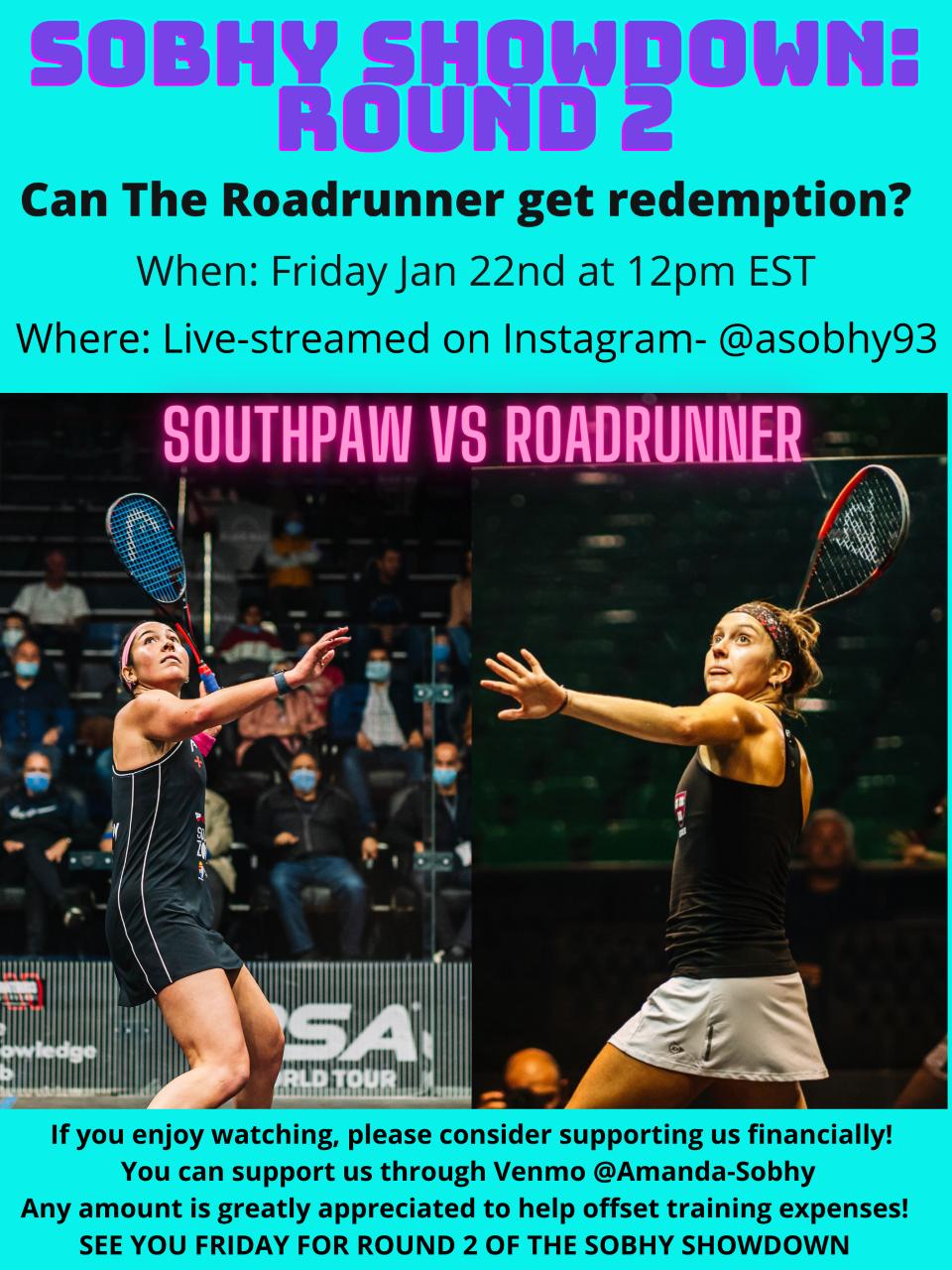Sobhy Showdown