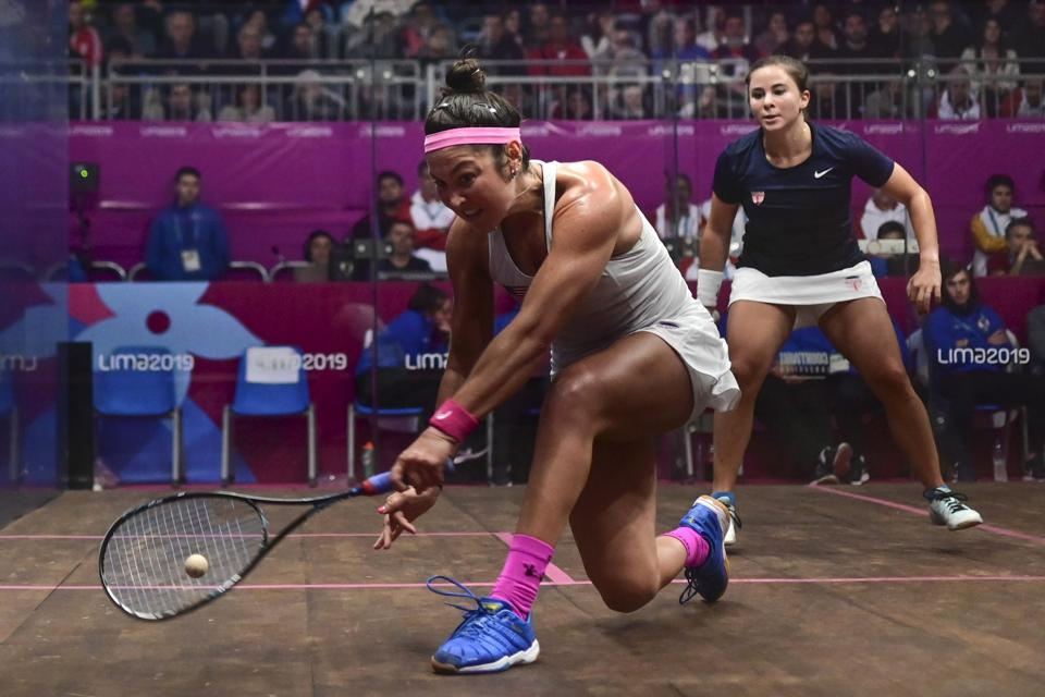 Meet Amanda Sobhy, A Harvard Graduate And The Highest-Ranked Pro Squash Player In U.S. History
