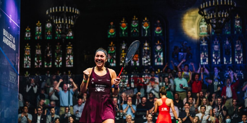 Sobhy Returns to Top Five in PSA Women's World Rankings